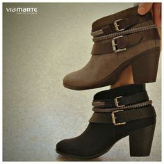 winter - country boots - Inverno 2015 - Ref. 15-5701