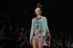Miranda Konstantinidou – Mercedes-Benz Fashion Week Berlin: Abbastyle auf dem Laufsteg