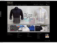 http://rigo.in/   Creative designer in this project.