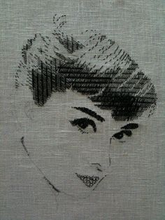 THE ART OF BLACKWORK EMBROIDERY by Chiho Ikeda