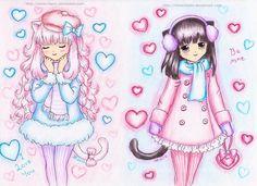 Valentine's Cards by SilverChaim