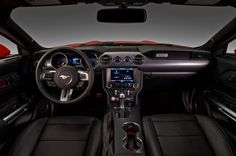 2015 Ford Mustang First Look - Motor Trend