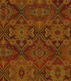 Upholstery Fabric-Richloom Provocative Spice : upholstery fabric ...