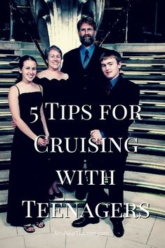 5 Tips for Cruising with Teenagers
