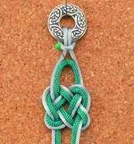 Handicraft column - Celtic knots beaded jewellery