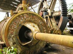 industrial heritage, Mariënburg, Suriname
