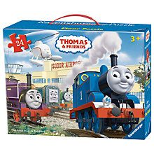 Buy Ravensburger Thomas & Friends Floor Puzzle Jigsaw Online at…