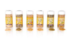 Garlic Gold Nuggets 6-Pack with New Flavors from Kath Younger on OpenSky