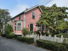 Wonderful early 18th century home for sale at $449,500:  8 Sanford Street, Newport, Rhode Island, 02840
