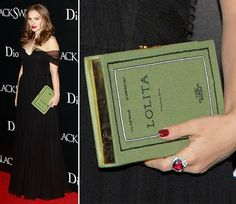 Vintage Lolita Book Clutch by keptincages on Etsy, $95.00