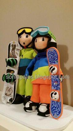 Fofuchos snowboard