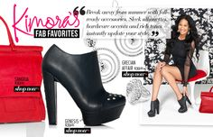My #JustFabulous picks for August - I hope you all love them as much as I do! Love & Light, KLS