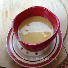 Receta de Sopa de elote!!!