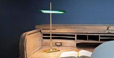 Flos Goldman – Update Of The Traditional Banker's Lamp | dmLights Blog