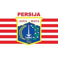 Persija Jakarta flag