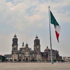 Plaza de la Constitución (Zócalo) - Centro - Cuauhtémoc, Federal District