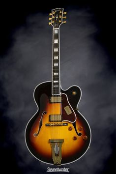 Gibson Custom L-5 CES - Vintage Sunburst   Sweetwater.com