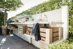 WWOO Outdoor Kitchen