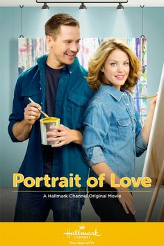 Its a Wonderful Movie - Your Guide to Family Movies on TV: Bree Williamson stars in the Hallmark Channel Movie: PORTRAIT OF LOVE
