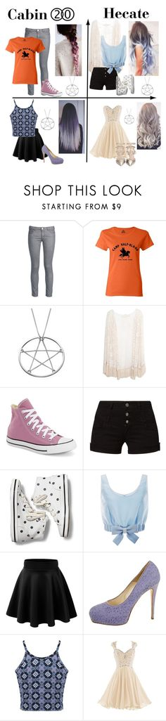 """""""Hecate goddess of magic"""" by morgan-barry01 ❤ liked on Polyvore featuring George J. Love, Jens Pirate Booty, Converse, even&odd, Keds, Honor, Brian Atwood, Miss Selfridge and Valentino"""