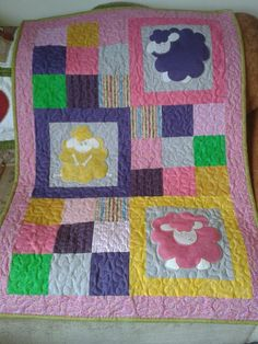 Sheep quilt... love it...!!!