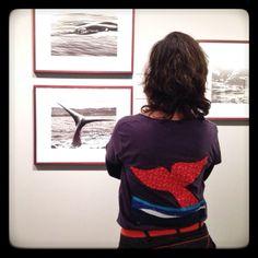 En Génesis de Sebastiao #Salgado con mi camiseta Costurilla Handmade Más sobre la exposición en el blog #UnaSolaVoz
