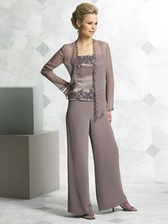 Mother of the bride, pant option