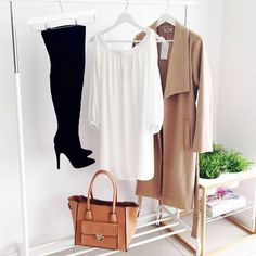 CAMEL COAT OUTFIT / MONASHE.PL- Sklep online z modna odzieza.