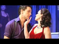 Ruthie Henshall and Julian Ovenden singing 'Intoxication'  --Love his voice!! And hers :)