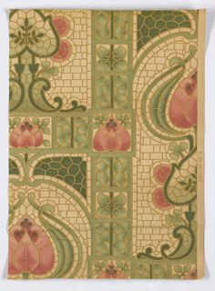 wallpaper, ca. 1910