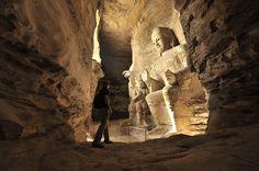 Yungang Caves, China