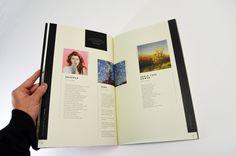 Literary & Visual Culture Magazine on Editorial Design Served