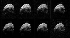 Asteroid 2015 TB145