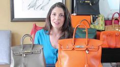How to Spot a Fake Hermes Bag: Part 01 - Michael's, The Consignment Shop...