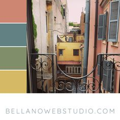 Colors of Italy Web Studio, Travel Companies, Italy Travel, Color Palettes, Color Schemes, My Photos, Colors, Fun, R Color Palette