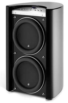 g213-GLOSS - Home Audio - Powered Subwoofers - Gotham® - JL Audio