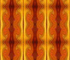 Wood Grain fabric by whimzwhirled on Spoonflower - custom fabric