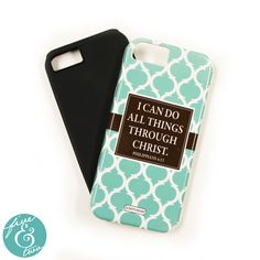 iPhone 5 or 6 Case - Brooklyn Teal