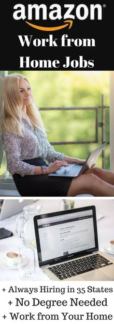 Work at Home Jobs. Legitimate Work at Home Jobs. Work from Home Jobs and Side Hustle Ideas from Home. Amazon Work from Home Jobs. Apply for Amazon Work from Home Jobs and Make Extra Cash from Home.