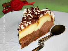 Sincera sa fiu nici nu imi mai aduc aminte cand am facut ultima oara … Romanian Desserts, Romanian Food, Flan, Mini Cheesecakes, No Cook Desserts, Eat Dessert First, Food Cakes, Something Sweet, Cake Cookies
