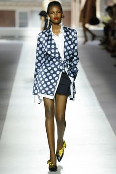 Topshop Unique ready-to-wear spring/summer '16: