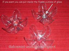 plastic bottle flower tutorial