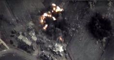 POR: Goal La aviación rusa y fuerzas de la coalición internacional encabezada por Estados Unidos bombardearon hoy conjuntamente, por primera vez, posiciones del Estado Islámico en Siria, informó el…