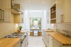 Slim House by Alma-nac - a lovely remodel of a very narrow home in London.