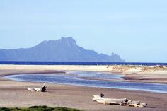 Whangarei Heads from Waipu Cove, Northland, New Zealand New Zealand North, New Zealand Houses, Bay Of Islands, Kiwiana, White Clouds, The Beautiful Country, Homeland, East Coast, Dna