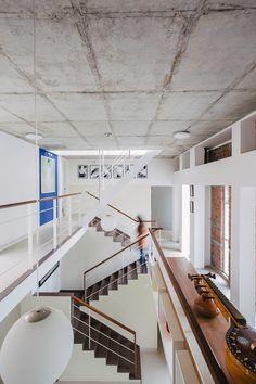 Residência Lateral / Gaurav Roy Choudhury