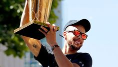 Steph Curry On Becoming NBA's First $200 Million Man: He's 'The Happiest' He's Ever Been https://tmbw.news/steph-curry-on-becoming-nbas-first-200-million-man-hes-the-happiest-hes-ever-been  Cha-ching! Very soon, Stephen Curry will become the first NBA player ever to garner a $200 million-plus contract and according to a HollywoodLife.com EXCLUSIVE source, the pro baller is overjoyed!At the stroke of midnight on June 30, Stephen Curry, 29, will qualify to receive a $200 million-plus contract…
