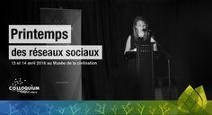 Après 4 éditions couronnées de succès, le Printemps des réseaux sociaux revient pour sa 5e année les 13 et 14 avril au Musée de la Civilisation du Québec avec des invités et des sujets qui pousseront plus loin les discussions et débats entourant les communications et les plateformes sociales.