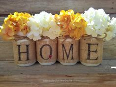 Check it out Country Home Decor Mason Jars With Burlap by CountryHomeandHeart  The post  Country Home Decor Mason Jars With Burlap by CountryHomeandHeart…  appeared first on  Enne's Decor .