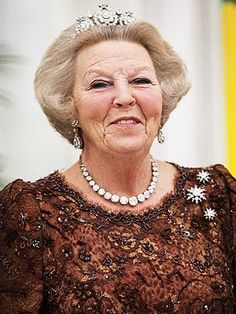 Beatrix: Beatrix Wilhelmina Armgard. born 31 January 1938. eigned as Queen of the Netherlands from 1980 until her abdication in 2013. Princess Beatrix is the eldest daughter of Queen Juliana and her husband, Prince Bernhard of Lippe-Biesterfeld. Upon her mother's accession in 1948, she became heir presumptive. When her mother abdicated on 30 April 1980, Beatrix succeeded her as queen.